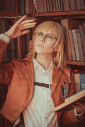 Armin Arlert cosplay #1