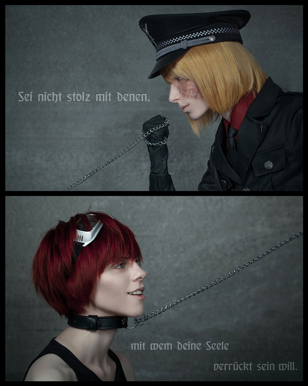 Cosplay: Mello and Matt by pollypwnz on DeviantArt