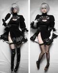 2b cosplay dakimakura