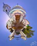 Basilica Nuestra, Buenos Aires by exopix