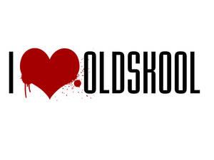 I love oldskool.