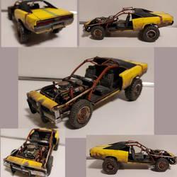 Muscle car/Jalopy