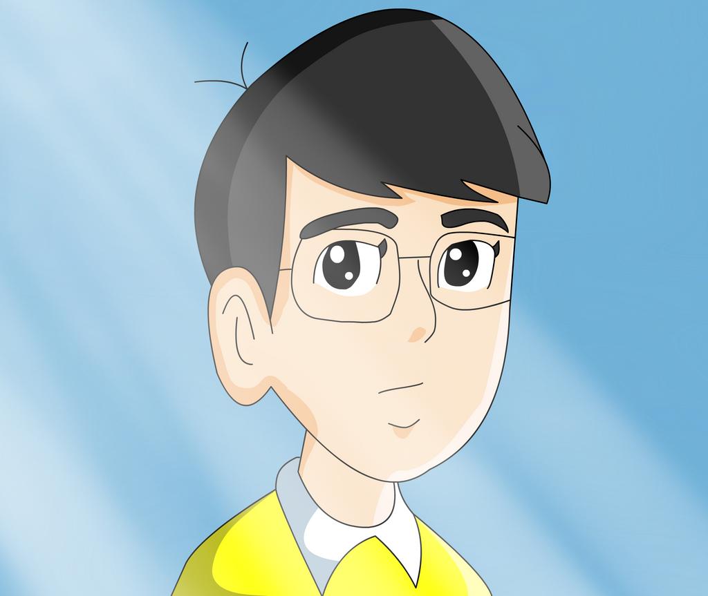 Doraemon Real: Handsome Nobita By DarkraDx On DeviantArt