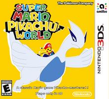 Super Mario Pikachu World 3DS by CristianDarkraDx2496