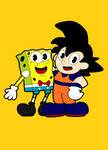 Spongehead MugGoku