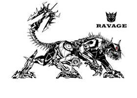 Ravage by rizzikhamaru