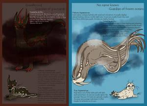 Contest: Guardian Creatures
