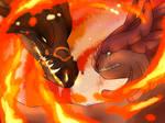 DG: Through the Flames
