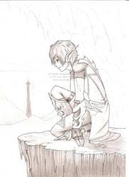 .:elf:. by Beti-Kot