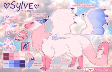 Character Reference: Sylve SFW