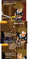 A Kingdom Hearts Comic