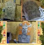 How-To-Make: Olmec