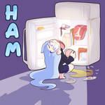 Ham Raid by LolzNeo