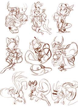 Sketch request