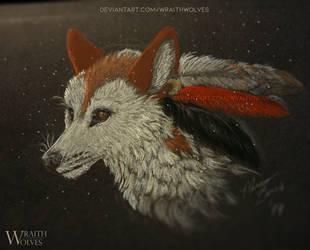 Snow by WraithWolves
