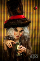 Beauty: Patchwork Hatter 2 by ee-po