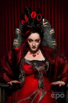 Patchwork Red Queen