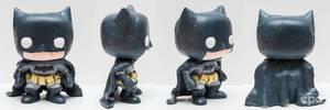 Custom Pop Vinyl Batman The Dark Knight Returns by ee-po