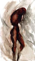 lyingfigure by arumise
