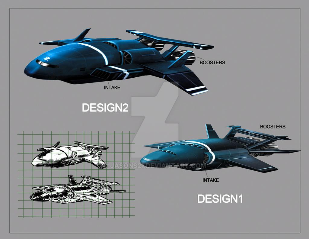 spaceship design by jasons21 -#main