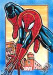 MARVEL 75th - SPIDERMAN