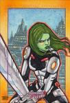 Gamora Marvel Dangerous Divas 2