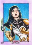 X-23 Marvel Dangerous Divas 2