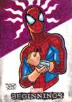 Spiderman Marvel Beginnings