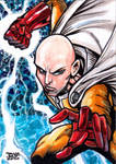 One-Punch Man PSC by JASONS21