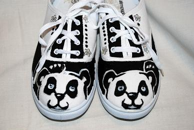 Custom Canvas Shoes Uk