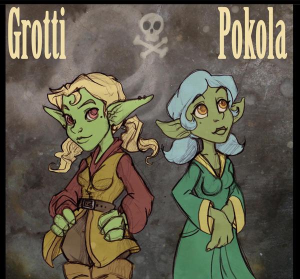 Goblin Power by Sio64