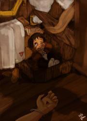 Finding a survivor by Sio64