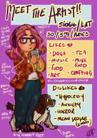 Meet the Artist by Sio64