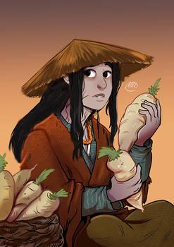 Mo Dao Zu Shi Fanart: Wen Ning