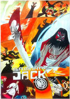 Samurai Jack - Promotional poster by Berleon