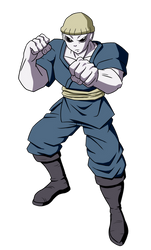 Jiren's training clothes (dogi)