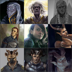 ArtVsArtist by froxtain