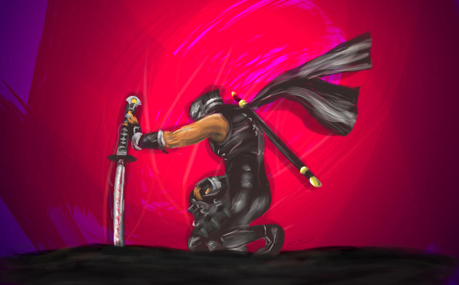 Ryu Hayabusa By Jacacent On DeviantArt
