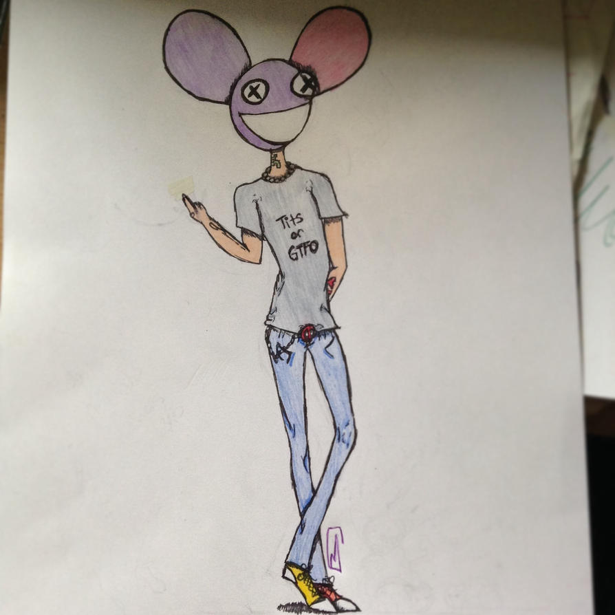 Deadmau5 by GlitchTheCon
