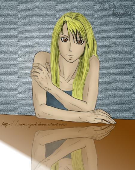 Lieutenant. by VeIra-girl