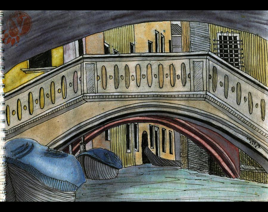 Italy. Venice. Bridges. by VeIra-girl