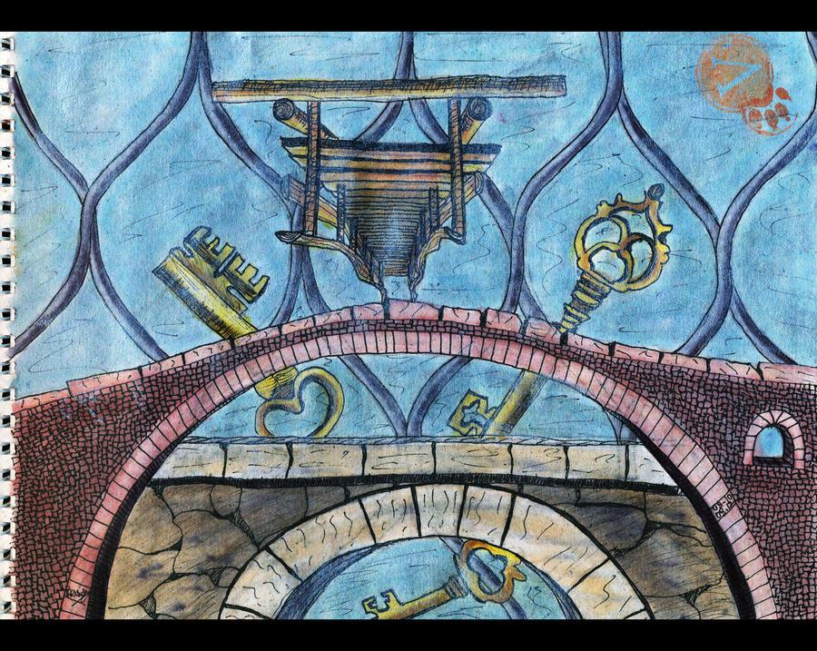 Bridge to your dreams. by VeIra-girl