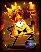 Triangle King by Omega-Square