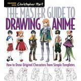 THE MASTER GUIDE TO DRAWING ANIME by Christopher-Hart