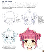 The Master Guide To Drawing Anime - Young Teens by Christopher-Hart