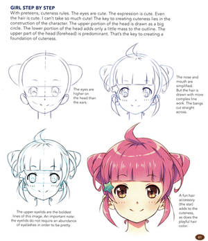 The Master Guide To Drawing Anime - Young Teens