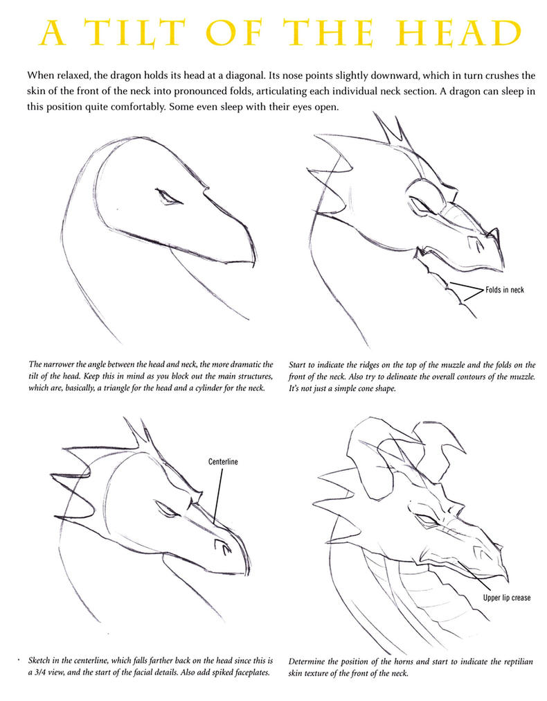 DRAW A DRAGON STEP-BY-STEP by Christopher-Hart