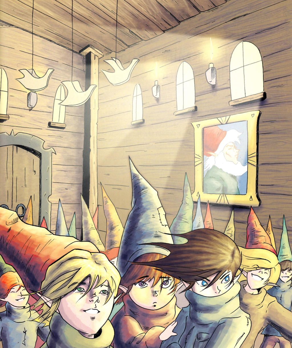 Fairy Flight School by Christopher-Hart