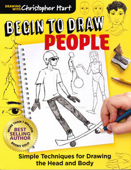 BEGIN TO DRAW PEOPLE