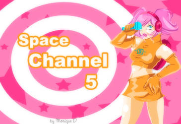 -Ulala Space Channel 5- by babybunnies777